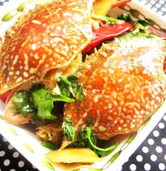 花蟹的做法-花蟹怎么做好吃