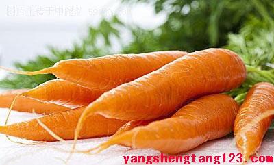 胡萝卜的营养价值-胡萝卜怎么吃最有营养