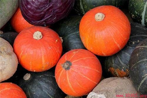 南瓜的营养价值-吃南瓜有什么好处