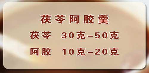 养生堂2013年11月30日视频,贾海忠,医圣仲景食疗方,失眠