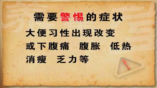 养生堂2013年12月26日视频,苏向前,饮食中的防癌秘籍1,肠癌