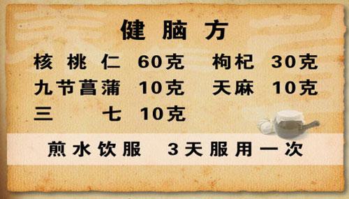 养生堂2014年1月23日视频,钟孟良,中医不是慢郎中3,脑中风,健脑