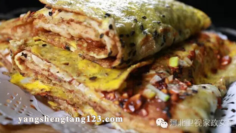 家政女皇2016年4月8日视频 天津煎饼果子的做法