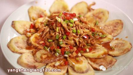 老北京炸酱面的做法,鲜蛏烹嫩茄淋,糖醋蒜薹