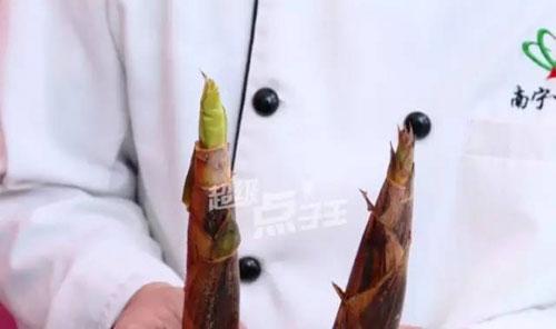 春笋的家常做法-春笋炒蛋,红油春笋