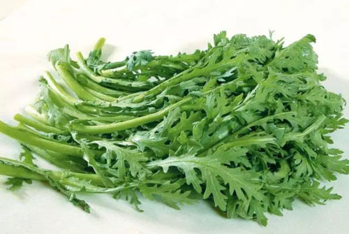 茼蒿的功效与作用,皇帝菜是什么菜,茼蒿为什么叫皇帝菜