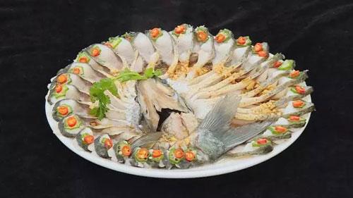 干烧银鳕鱼的做法,孔雀开屏鱼怎么做好吃