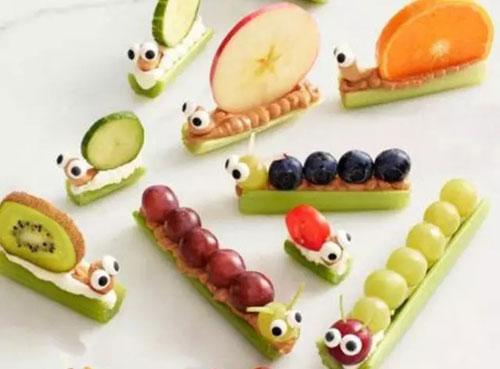 张思莱:宝宝吃什么零食好,一两岁宝宝吃什么零食好