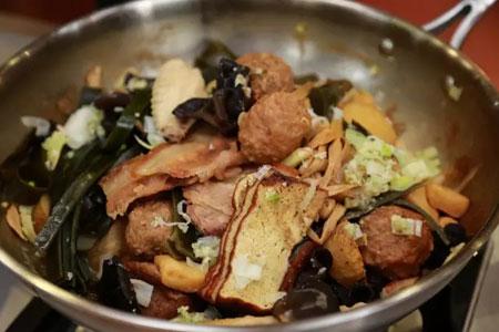 回家吃饭2017年5月4日视频,王为念,山西大烩菜的做法