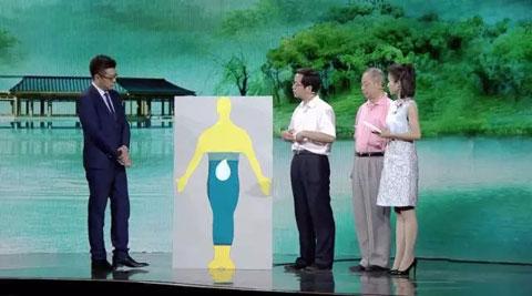 中华医药2017年8月5日视频,李乾构,朱培一,祛湿巧过夏