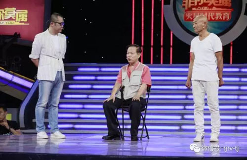 非你莫属20171015,李荣标,手扶电动多功能爬楼轮椅,王世春