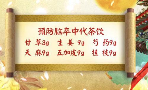 养生堂20171129,张以善,郭志红,引火归元防中风,预防脑卒中