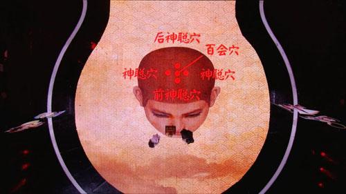 养生堂20171201视频,赵百孝,安心健脑养神穴,神道,神门,四神聪