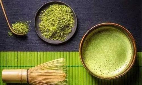 喝什么茶减肥效果最快,喝茶减肥,首选抹茶