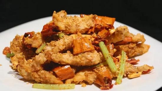 暖暖大厨何亮:燕麦香酥鸡柳的做法