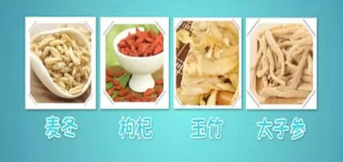 王新志:冬季里养阴润肺的代茶饮