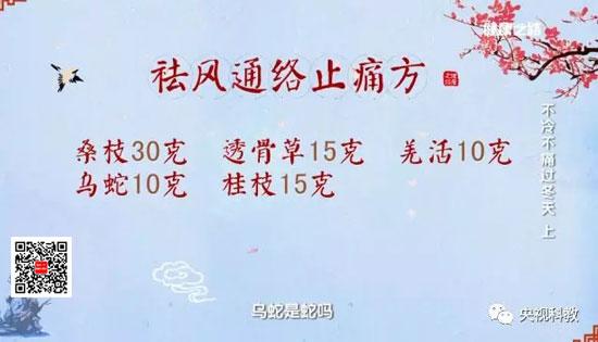 健康之路20180106视频,朱跃兰,不冷不痛过冬天(上)