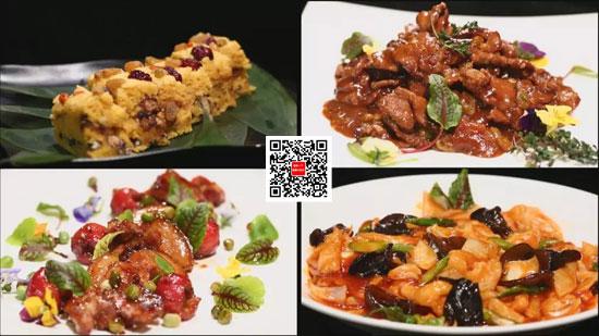 暖暖的味道20180108视频,刘明磊,山楂蜜椒五花肉,番茄汁鱼片