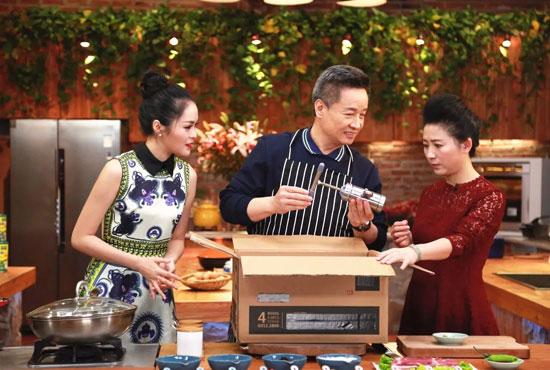 回家吃饭20180111视频,阎维文,龚爽,��面,拨鱼儿,剔尖儿