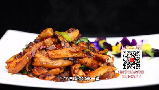 暖暖的味道20180114视频,刘鹏,豆干回锅肉,海鲜炒米粉
