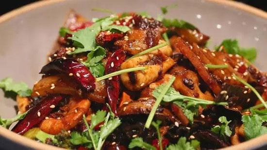 暖暖大厨刘鹏:家庭版麻辣香锅的做法