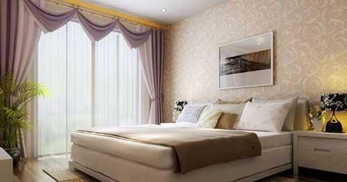 床放置什么样的方向有助于睡眠?卧室床的摆放方向