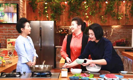 回家吃饭20180315,大脚,于月仙,月红,炝拌土豆丝,于氏锅包肉