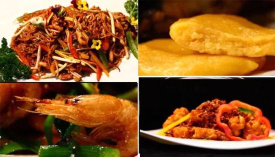 暖暖的味道20180328视频,范玖��,黄鱼贴饼子,金沙爆鲜鱿
