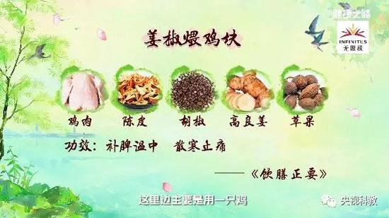 健康之路20180407视频,王晏美,这是我的菜・春季药膳(四)