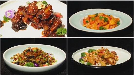 暖暖的味道20180606视频,郝振江,菠萝咕�K鱼,酸辣炒凉粉