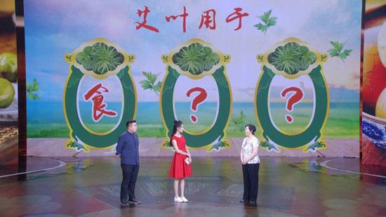 养生堂20180618,赵吉平,医圣故里话药草,艾叶煮鸡蛋的正确做法