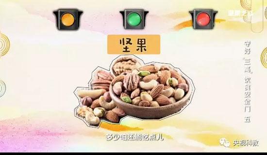 健康之路20180618视频,范志红,三高可以吃坚果,饼干吗
