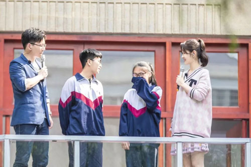 少年说20180611,长沙明德华兴中学,别人家的孩子为什么比我好?