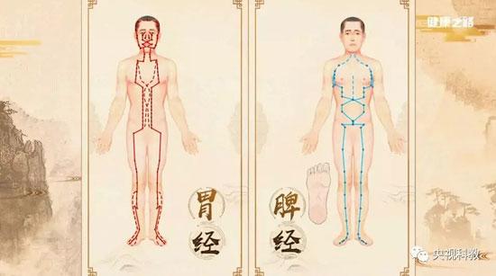健康之路20180731,陈明,六经通畅一身轻(二)脾经,胃经