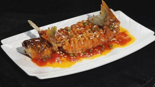 暖暖的味道20181031,刘强,松鼠鱼,火锅虾,清宫万福肉