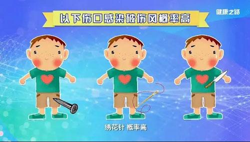 健康之路20181101,王传林,破伤风针什么时候打,致命的伤口(上)