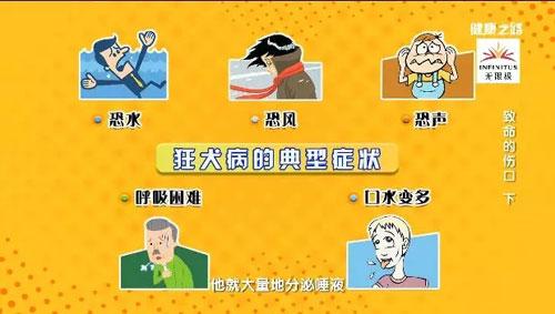 健康之路20181102,王传林,狂犬病毒潜伏期,早期症状有哪些