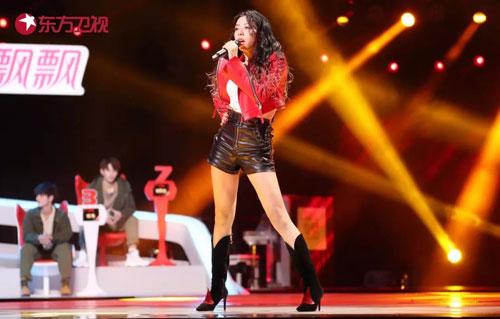 中国梦之声下一站传奇20181118,侯锦尧吉他弹唱,朱可佳
