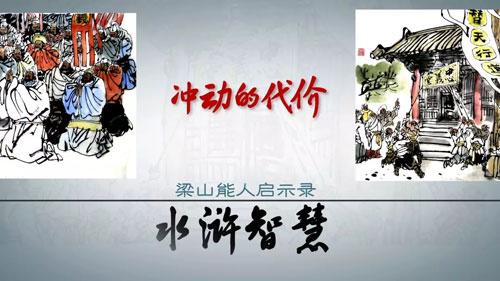 百家讲坛20181209,赵玉平,冲动的代价,水浒智慧4,第10集