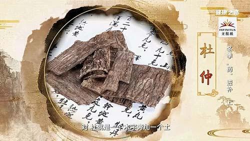 健康之路20190102,傅延龄,冬季药进补(上)杜仲,山茱萸