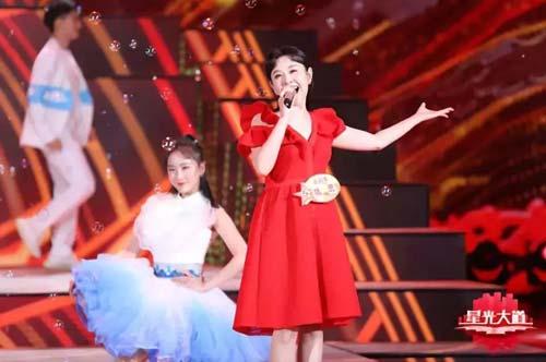 星光大道20190126,2018年度总决赛分赛第六场,喜格格,张海军