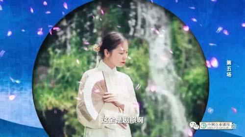 中国诗词大会第4季第5场,靳舒馨擂主,宋红日,陈更,夏鸿鹏,陆浩骞