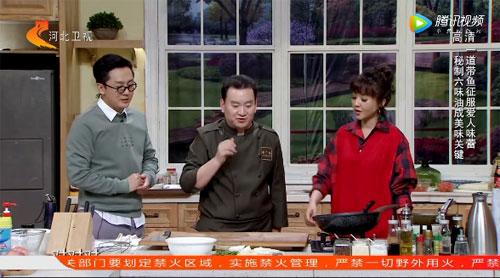 家政女皇20190413视频,六味油烧带鱼的做法
