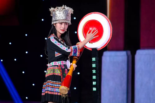 开门大吉20190415,瑶族金阳,努尔孜亚提,蒙古族李德戈景