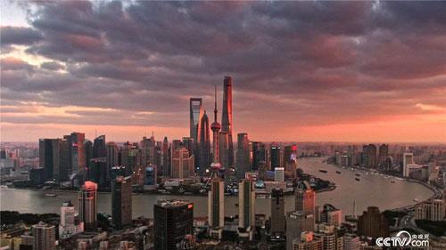 百家讲坛20190426,凤飞东方话上海,丝路上的古城,第二部,10