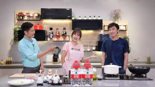 暖暖的味道20190616,顾玉亮,演员赵煊,林圣武,京酱肉丝