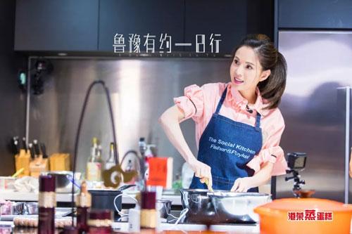 鲁豫有约一日行第6季,李若彤后悔为爱放弃事业