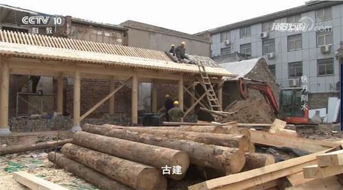 我爱发明20190716,谷凤舞,快刀刻木,木工机械