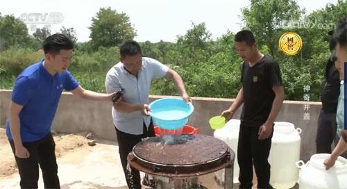 我爱发明20190717视频,王迪,神奇井盖,新型下水井盖
