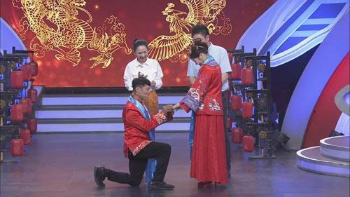 门当户对20190909,男女嘉宾牵手成功,现场婚礼甜蜜爆棚!